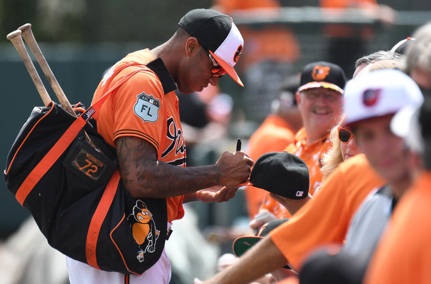 JP Longball's own David Washington, debuts for Baltimore Orioles!